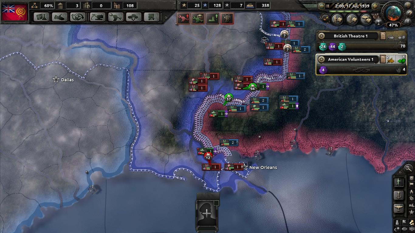 Homage to Britannia: An HOI4 Kaiserreich AAR | Part Five: The Hunt