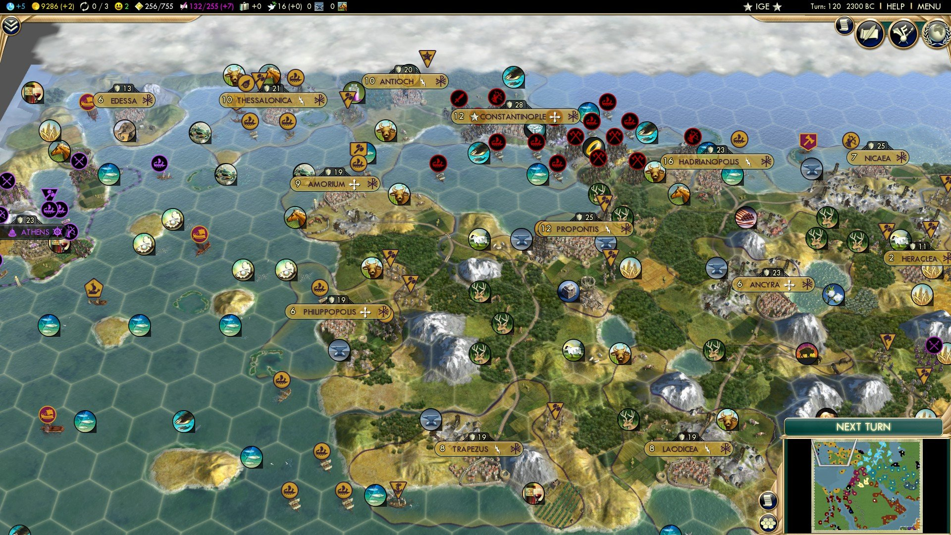 civ hybrid game mk vii part six that s a lot of wives after