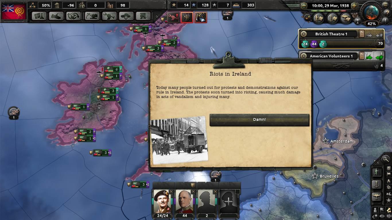 Homage to Britannia: An HOI4 Kaiserreich AAR | Part Three