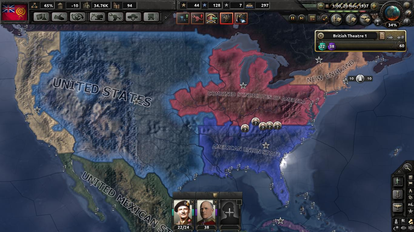 Homage to Britannia: An HOI4 Kaiserreich AAR | Part Three: The Devil