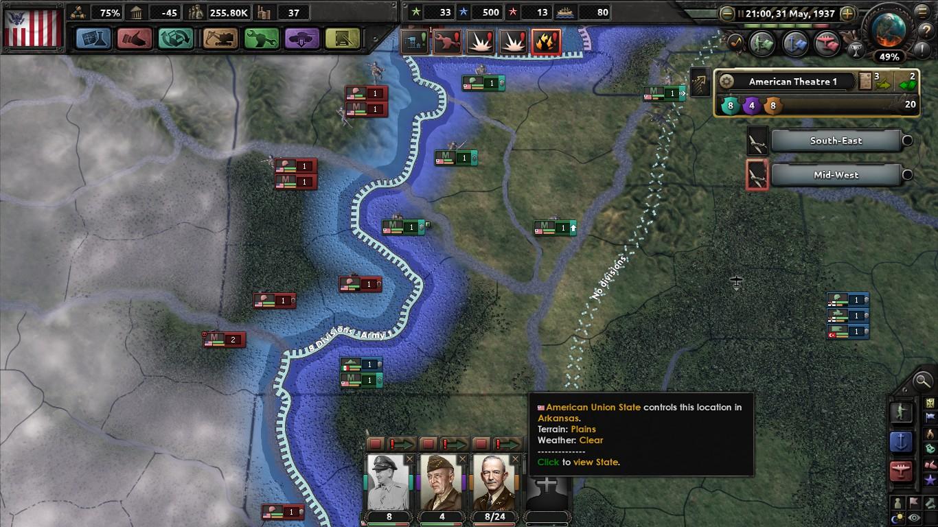 The Kingfish (A HOI4 Kaiserreich American AAR) - Part 3