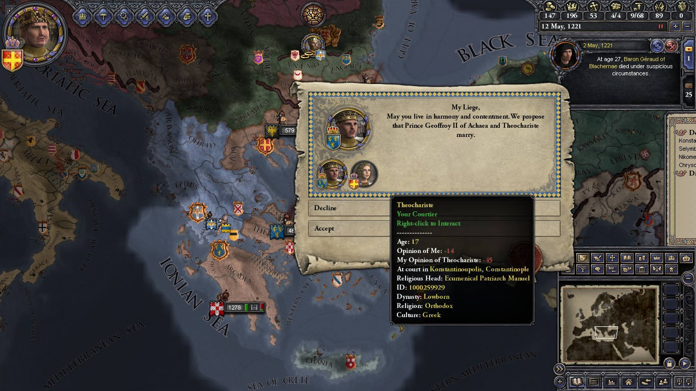 Anevo Don T Shoot Me Down imperium romaniae (a ck2 hip latin empire aar) - chapter 1