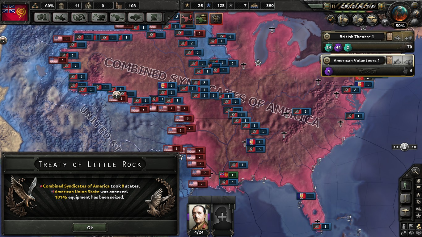 Hoi4 Treaty Rejected