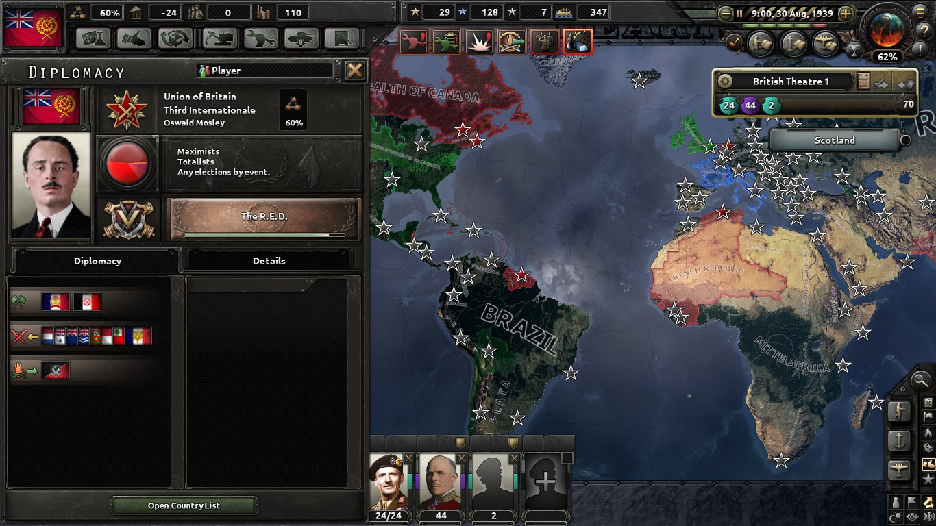 Homage to Britannia: An HOI4 Kaiserreich AAR | Part Five