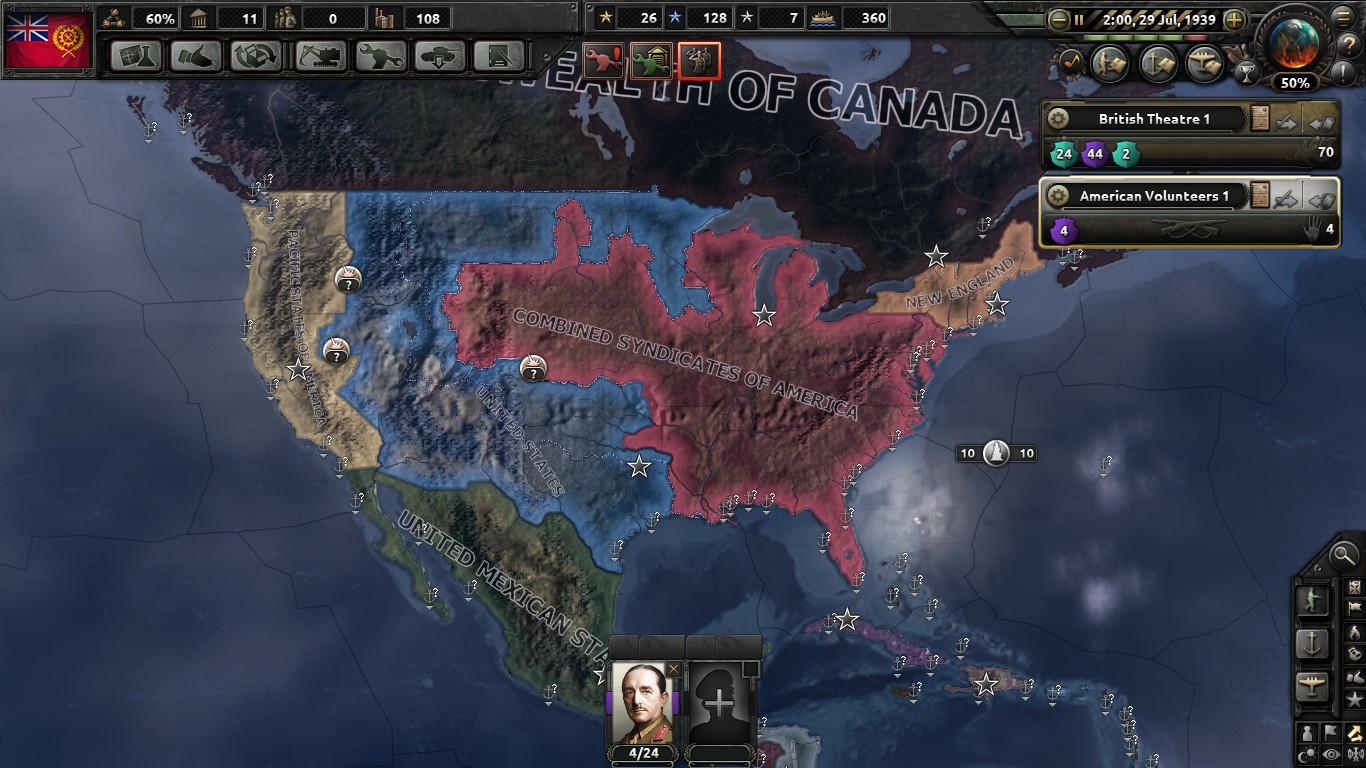 Homage to Britannia: An HOI4 Kaiserreich AAR | Part Five