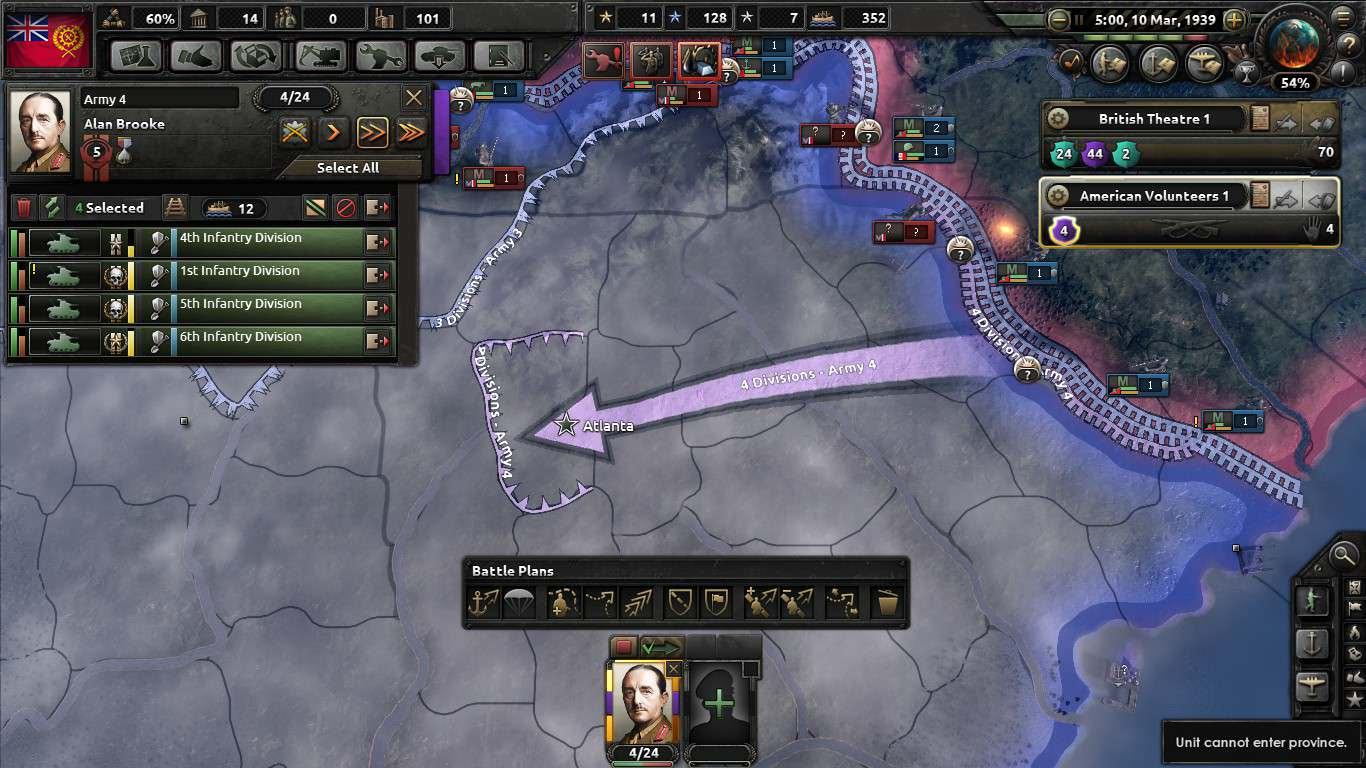 Homage to Britannia: An HOI4 Kaiserreich AAR | Part Four: Italia