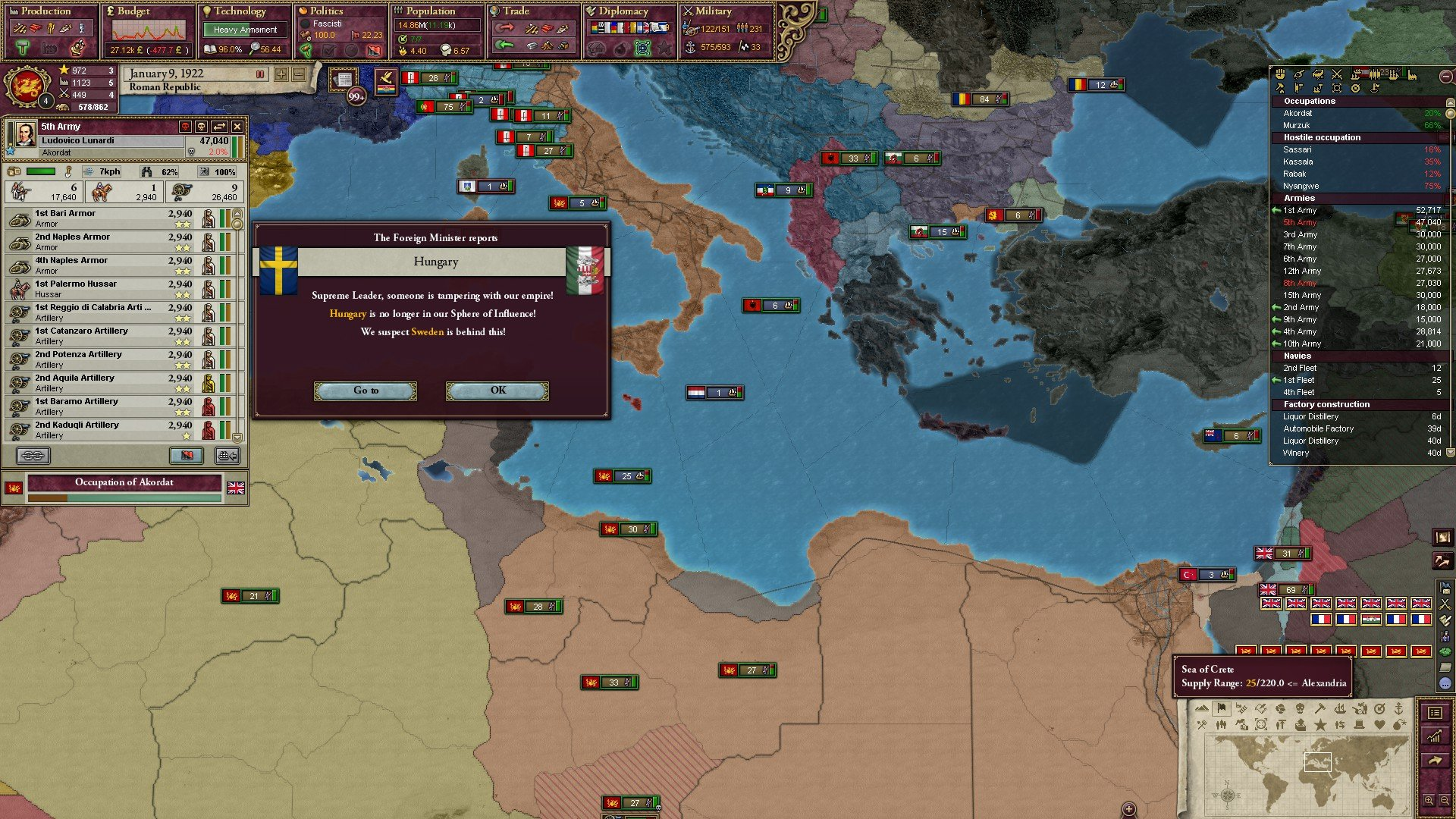 God Wills It - A HPM Roman AAR - Part 18 - After Action Report