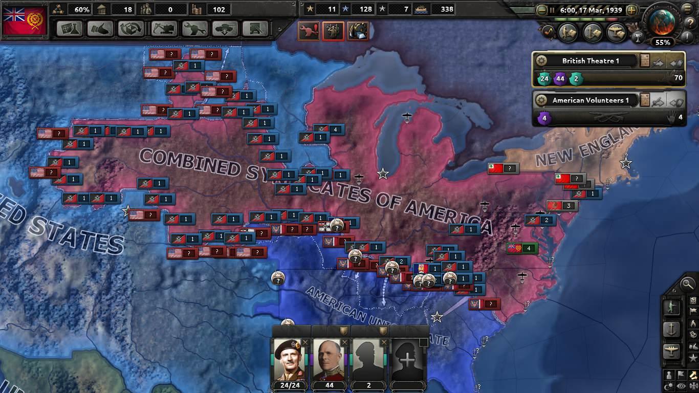 Homage to Britannia: An HOI4 Kaiserreich AAR   Part Four