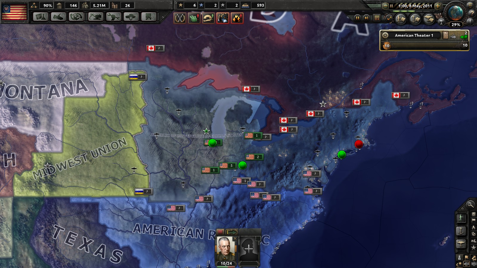 An American Risorigmento Part 2 A Red World Hoi4 Slightly Modified