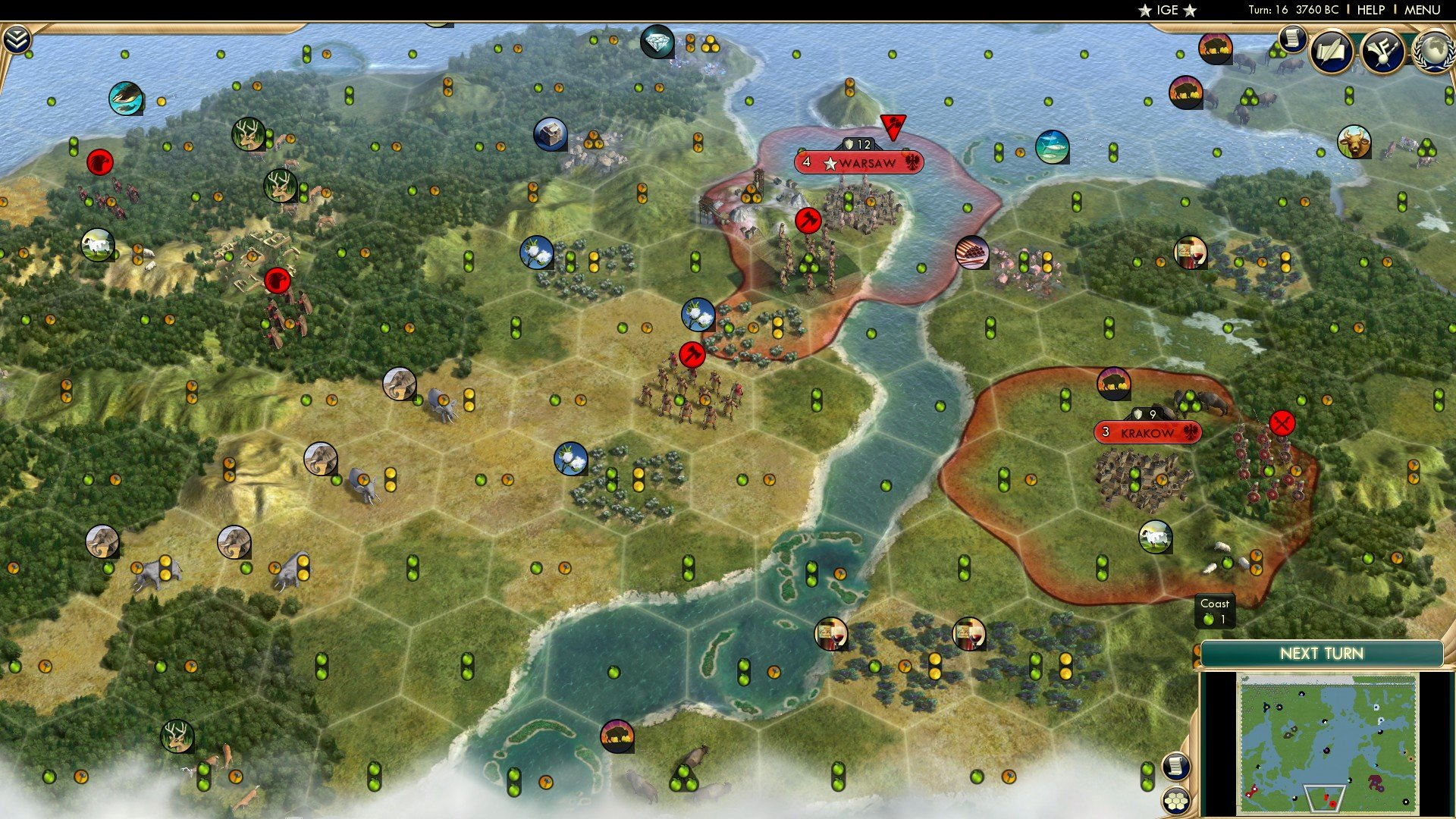 Civ Hybrid Game Mk Viii Parts One And Two The Rerun