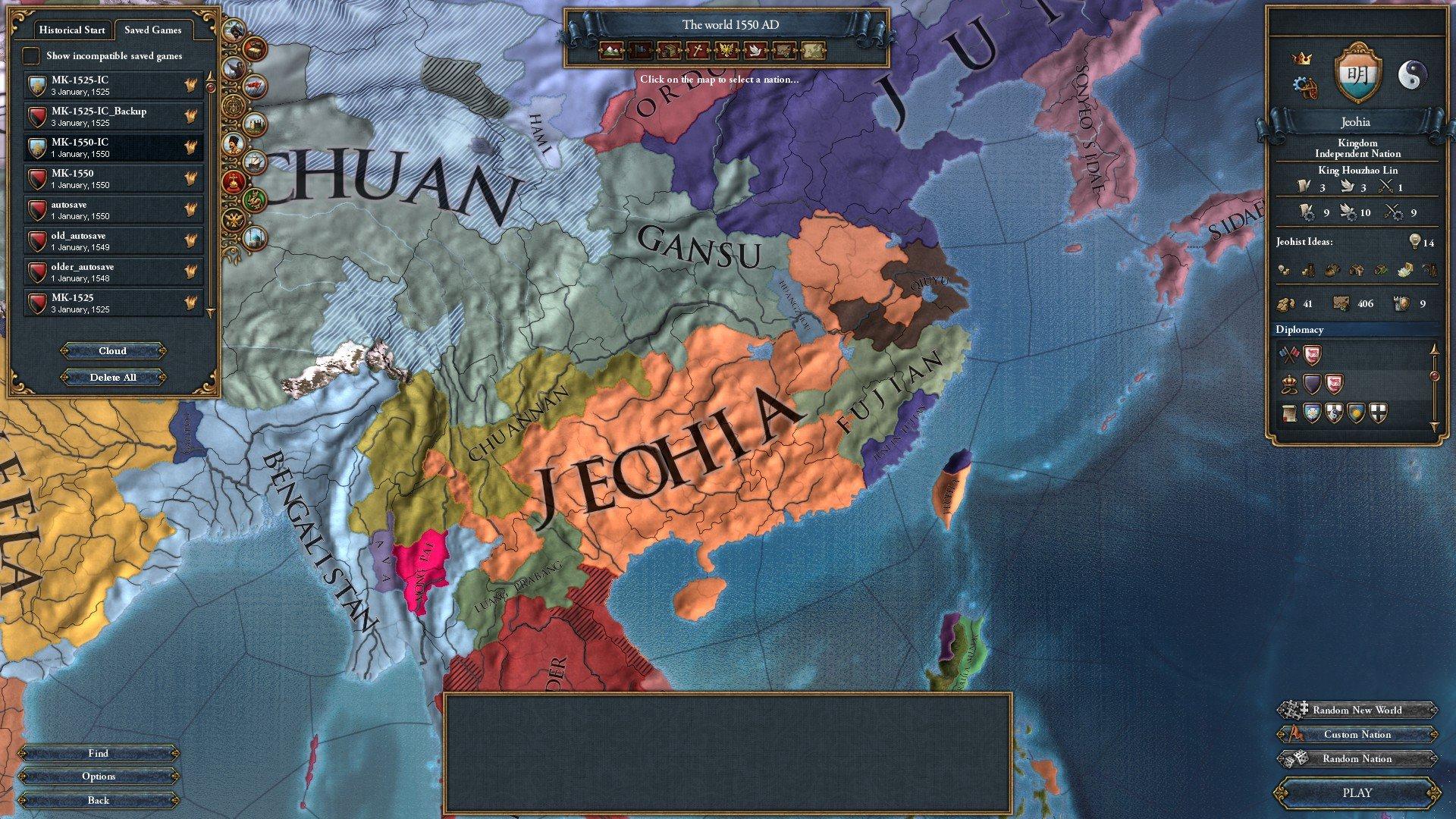Eu4 Best Religion For Custom Nation