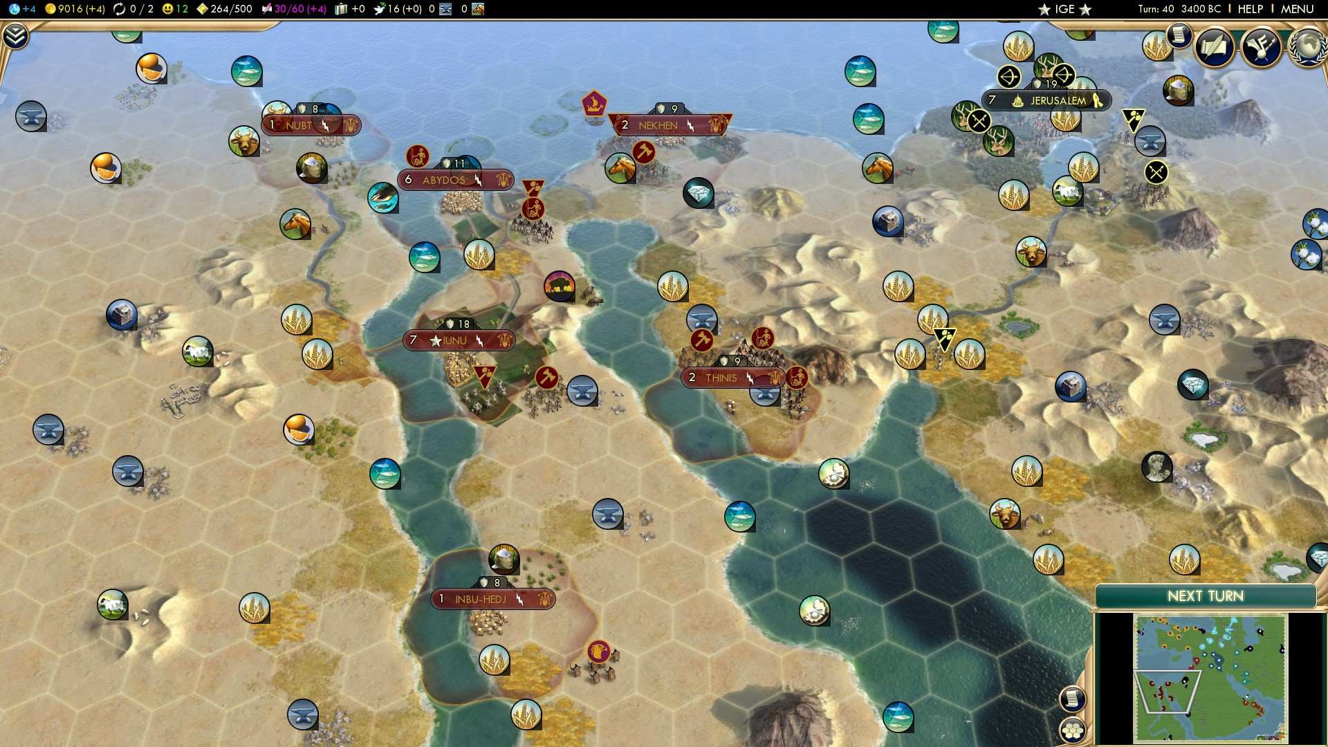 Civ hybrid game mki part two zealous growth after action report 7 off to the nile we see the roman province of aegyptus doing very nicely with the new settlements of nubt and inbu hedj aegyptus will surely grow gumiabroncs Gallery