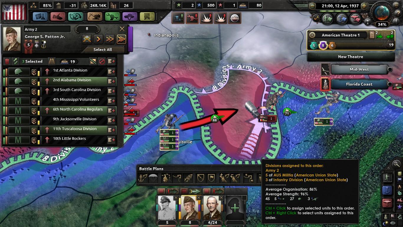 Best Kaiserreich American Union State - Bella Esa