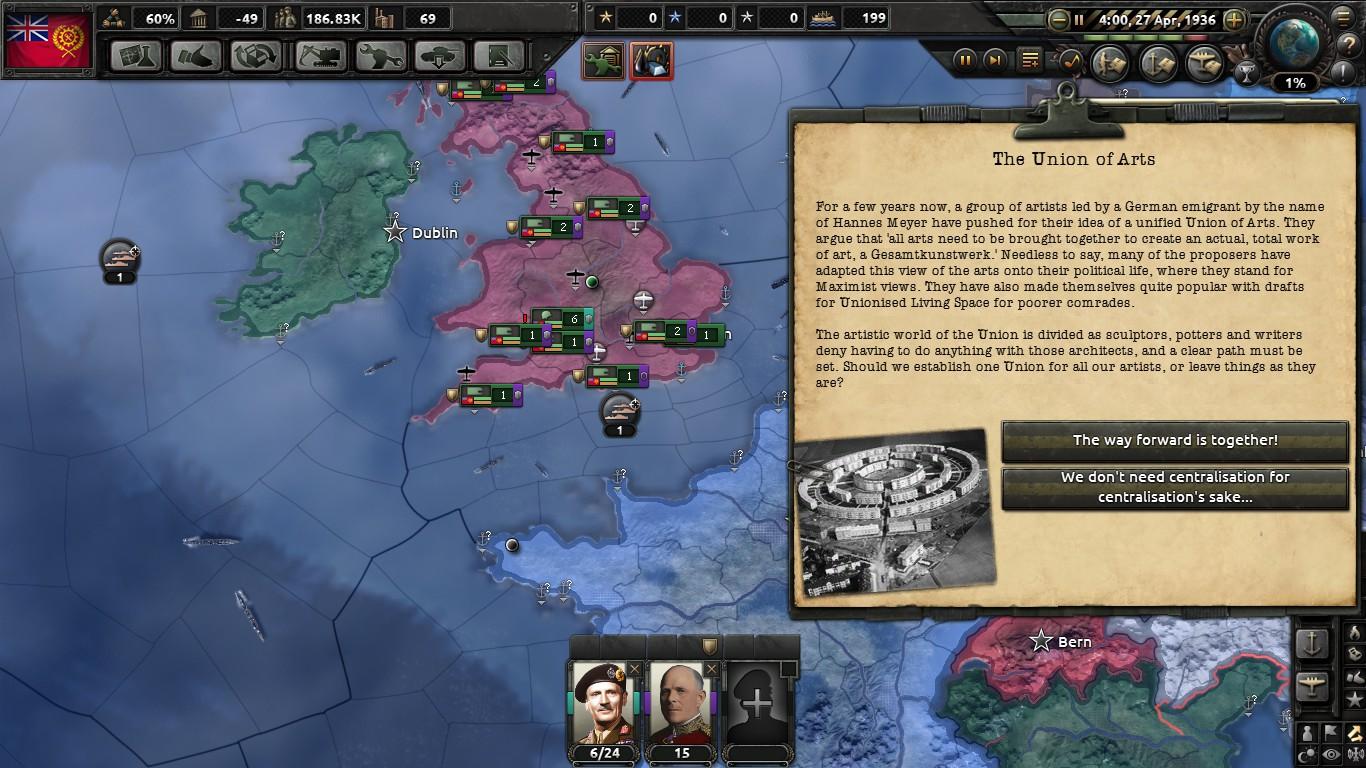 Homage to Britannia: An HOI4 Kaiserreich AAR | Part One