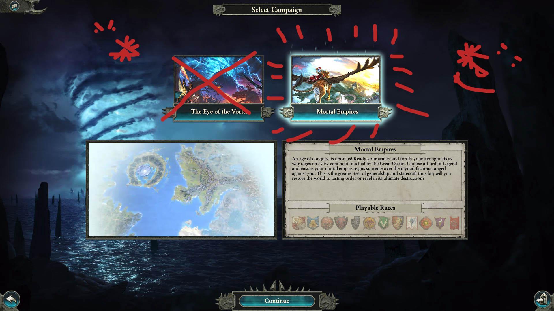warhammer 2 crack mortal empires