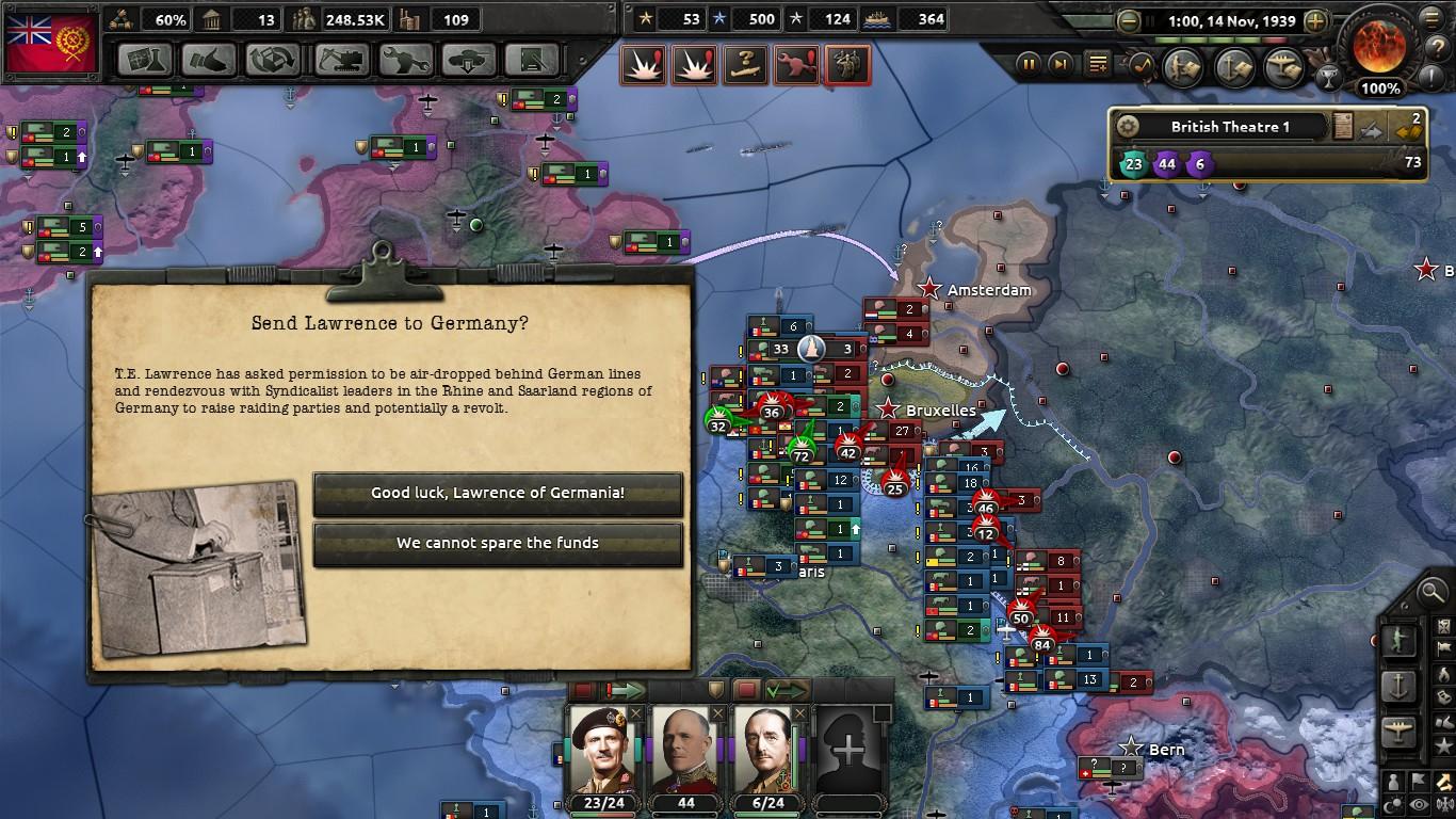 Homage to Britannia: An HOI4 Kaiserreich AAR   Part Six: On