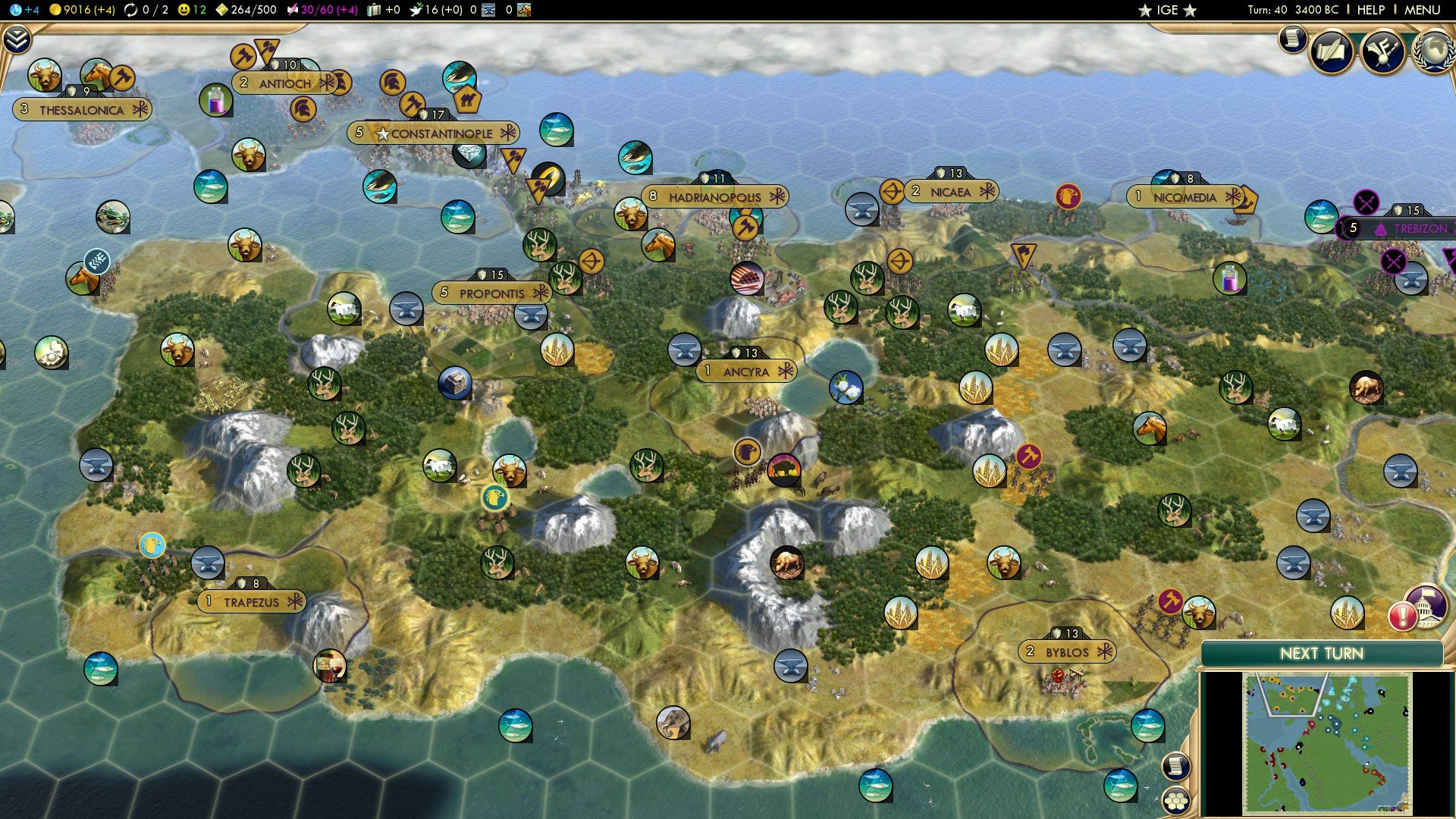 civ hybrid game mk vii part two zealous growth after action report